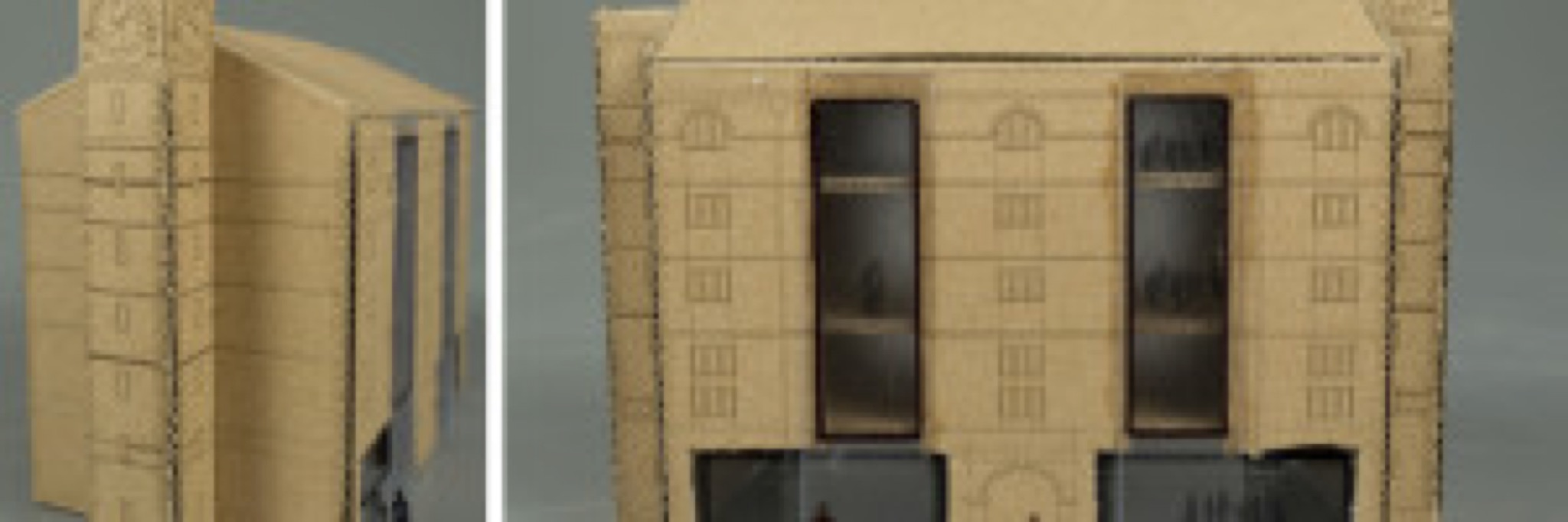 Sketch Models – Facade