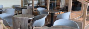Café Interior, Elie Holiday Park